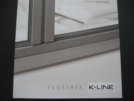 Les fenêtres K LINE : Partenaire de FLOBOIS