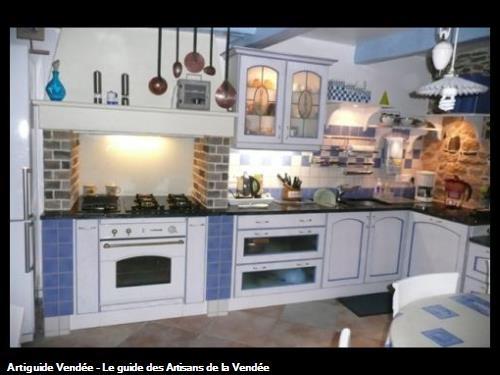Trichet creation cuisiniste le langon for Creation plan cuisine