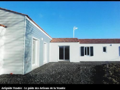 Réalisation maison ossature bois
