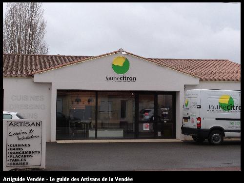 Notre magasin showroom à Olonne sur mer