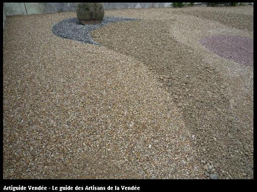 Décor minéral les sables d'Olonne 85100