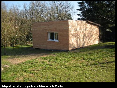 extension  - Cugand (85610)