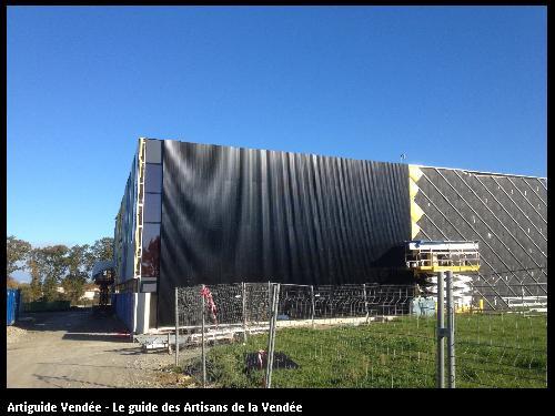 Réalisé par l'entreprise Rousse Richard ayant ses bureaux à Saligny 85170