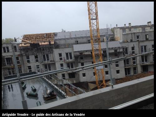 Réalisé par l'entreprise Rousse Richard située à Saligny 85170