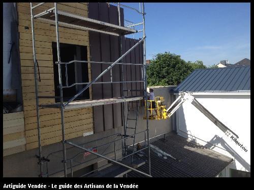 Réalisé par l'entreprise Rousse Richard qui est basée à Saligny 85170
