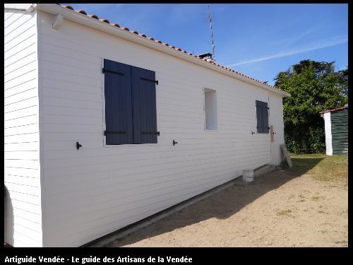 Isolation extérieur - Noirmoutier 85