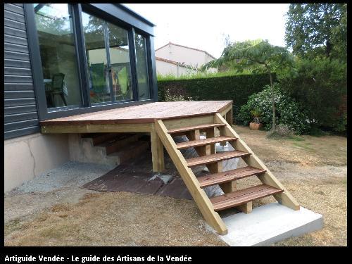 Terrasse à Cugand (85610)