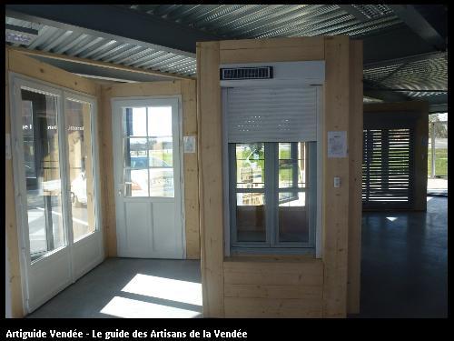 Salle d'exposition à Olonne sur Mer