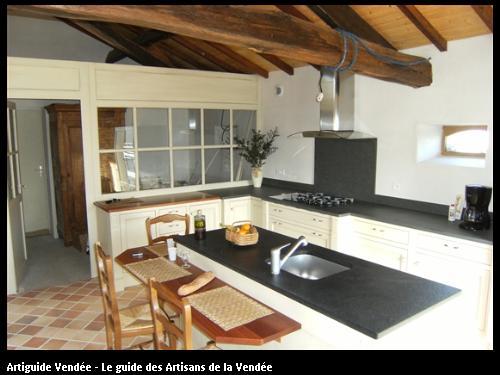 simonneau caillaud , cuisiniste , lege - Cuisiniste La Roche Sur Yon