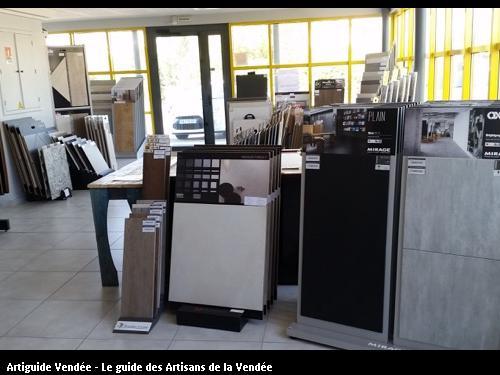 Showroom de l'entreprise GODARD PICC basée à POUZAUGES