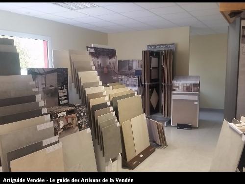 Nouveau showroom de l'entreprise PASCAL FORESTIER
