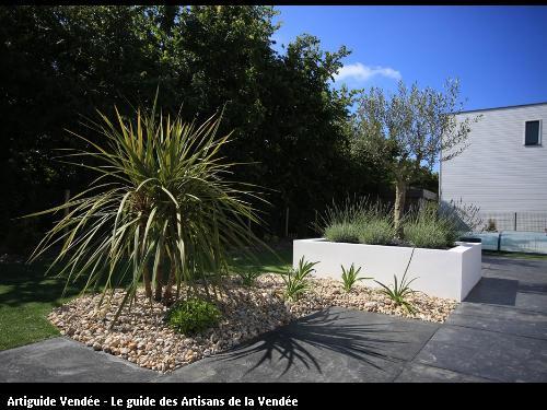 Dalle calcaire gris 1mx1m - Talmont St Hilaire (85)