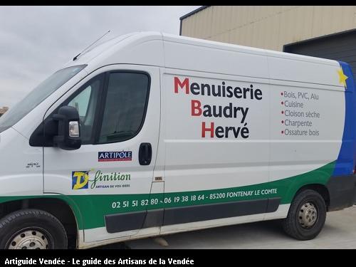 Réalisation de Menuiserie Baudry Hervé