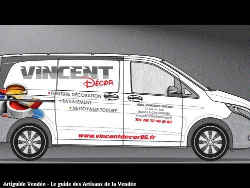 Réalisation de Vincent Décor