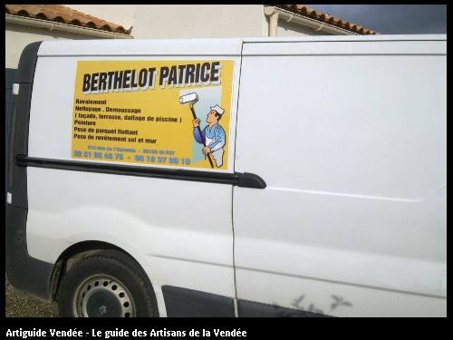 Réalisation de Berthelot Patrice