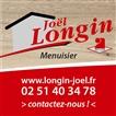 Joel LONGIN - menuisier - LES CLOUZEAUX 85430