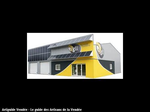 Notre bâtiment à la Guyonnière 85600 , ZA LA CROIX BOIZIAU