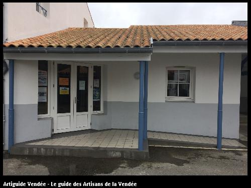 Création d'une rampe d'accessibilité pour les élèves et le personnel de l'école primaire Richer à Noirmoutier
