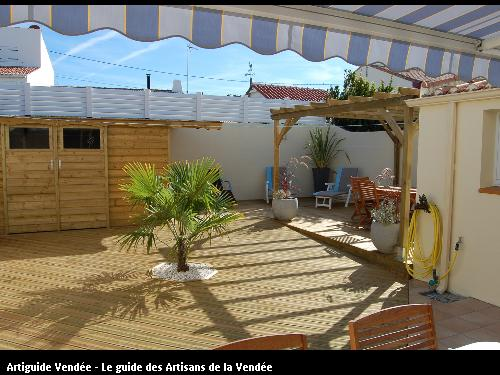 terrasse DOMINIQUE ARNAUD