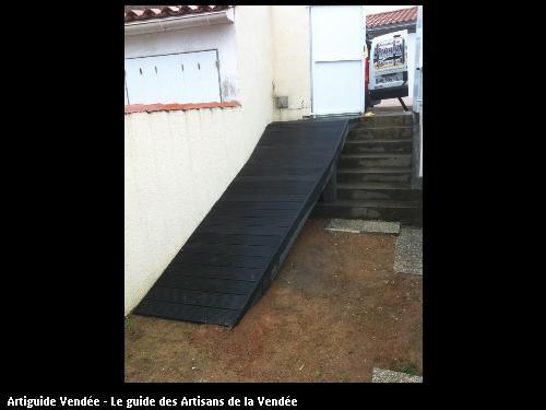 escalier DOMINIQUE ARNAUD