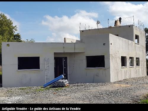 Construction neuve de Bureau