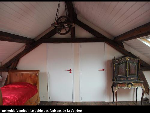 Travaux réalisés par Herbert Thierry à la Ferrière 85280