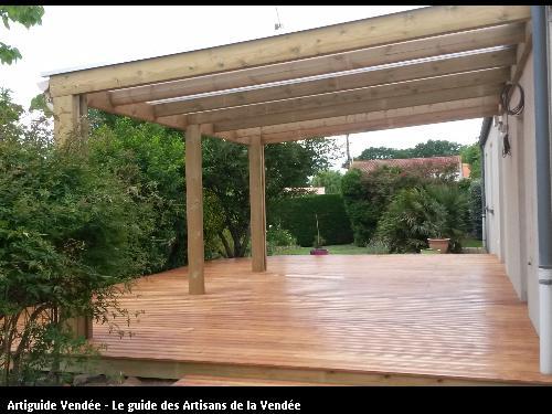 BONNET Didier Menuiserie - Terrasse