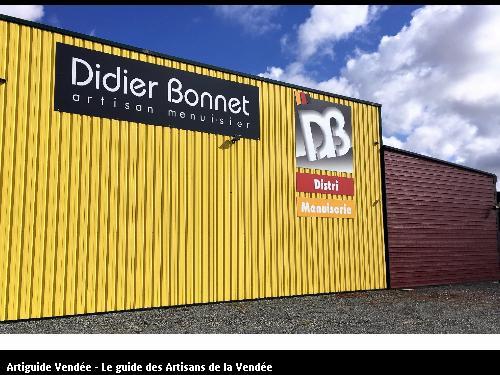 Entreprise BONNET Didier Menuiserie RGE