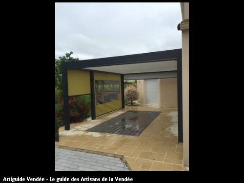 BONNET Didier Menuiserie RGE - Pergola bio-climatique store fenêtre