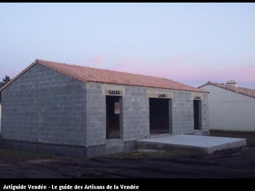 Travaux réalisés par Constructions Soullandaises