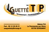 Guetté TP - travaux publics - LA POMMERAIE-SUR-SEVRE 85700