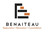 BENAITEAU rénovation, maçon, toiture, aménagement extérieur, couvreur, cheminée, terrasse, enduit à la chaux, tailleur de pierre, ravalement, clôture LES CHATELLIERS-CHATEAUMUR 85700