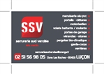 SERRURERIE SUD VENDEE - menuiserie - LUCON 85400