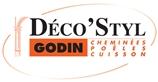 Déco'Styl - Concessionnaire Godin - cheminée - LA ROCHE-SUR-YON 85000