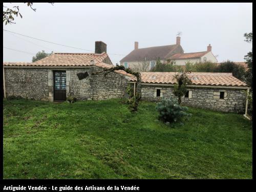 Couverture après travaux avec tuile Héritage Canal (Castelviel) de chez TERREAL