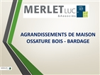 MERLET LUC ET ASSOCIES menuiserie LES HERBIERS 85500