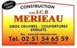 JCB MERIEAU - maçon - COEX 85220