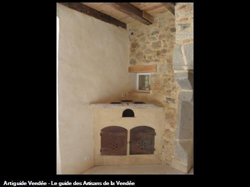 Restauration dans une maison ancienne