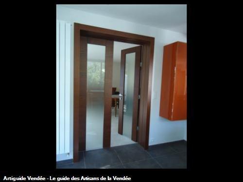 Porte d'intérieure  GARIFOLI 44380 pornichet.