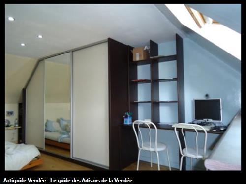 Aménagement  sous rampants La Roche sur Yon 85000