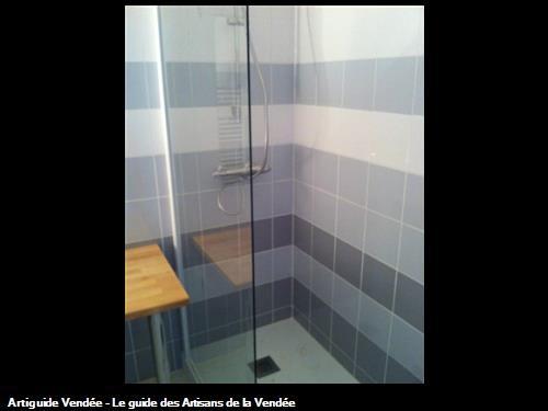 Suite carrelage murale douche  La Tranche Sur Mer 85360
