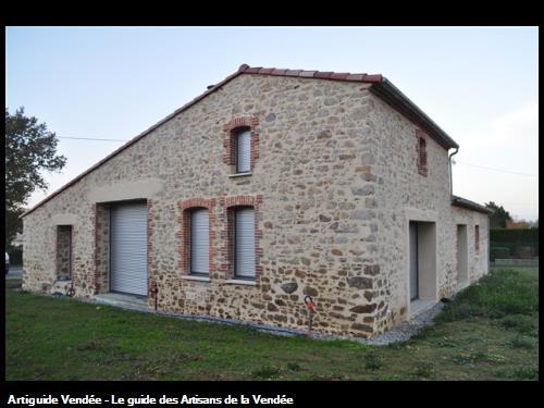 Rénovation de l'habitation, après travaux aux alentours des Sables d'Olonne 85100