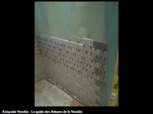 Rénovation salle de bains Challans 85300