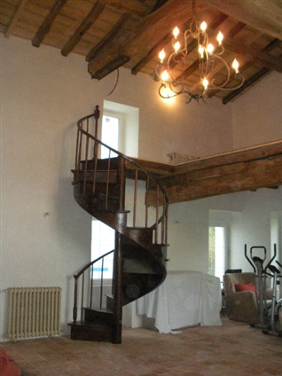 RENOVATION ESCALIER - LA REMAUDIERE (44430)