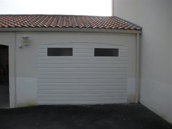 REMPLACEMENT PORTAIL GARAGE - CLISSON (44190)