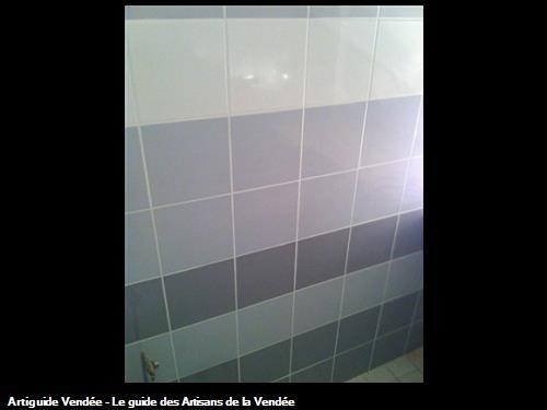 Suite carrelage murale salle de  bain  La Tranche Sur Mer 85360