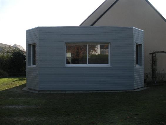 cgm ossatures bois nantaise extension de maison cugand. Black Bedroom Furniture Sets. Home Design Ideas