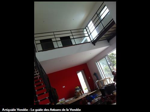 escalier et rampes Les Sables d'Olonne 85340