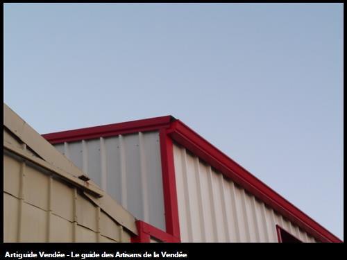 Gouttière corniche 380 secteur Grue suite