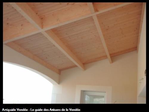 CHARPENTE / PREAU Fontenay le Comte 85200
